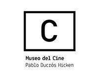 Museo del Cine / Identidad.
