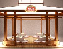 Lounge Stella Artois