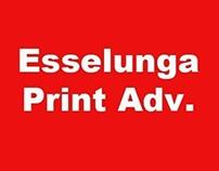 Esselunga Print Adv