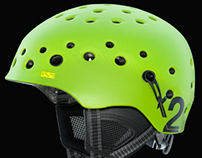 K2 Route Helmet Graphics