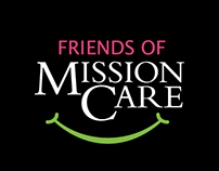 Friends of Mission Care -Logo, Brand & Marketing Design