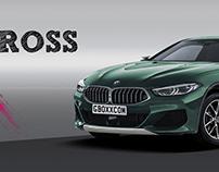BMW 8 Series Cross