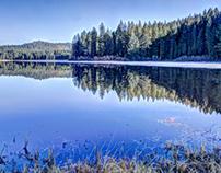 Snake Lake, CA