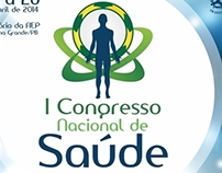 I Congresso Nacional de Saúde - Campina Grande/PB