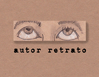 Autor retrato-MY PORTRAIT ILLUSTRATED !!