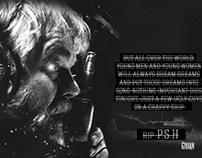 RIP P.S.H