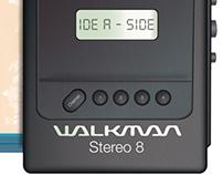 Sony Walkman Personal 8-Track Player