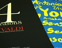Vivaldi Concert Posters