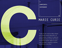 Marie Curie - Fascículo coleccionable