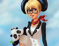 Sky Panda!