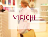 Branding and Stationery Project with Virichi Crafts