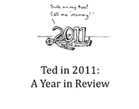 Ted in 2011: A Year In Review