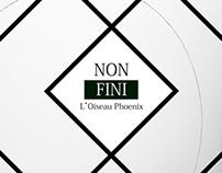 Le Non Fini  // Mémoire