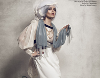 A Bohemian Song on HUF Magazine February 2014