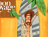Bon voyage · Illustration