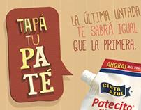 Tapá tu Paté
