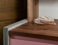 Kitchen in Broglio (Vallemaggia-CH)