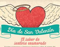 Valentines Infographic