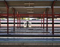 Estación de Chamartin Madrid