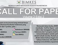 Poster Call For Paper Bimkes - www.bimkes.org