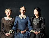 """The Nights of the Brontë Sisters"" Suzanne Schneider"