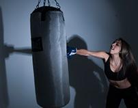 kick girl
