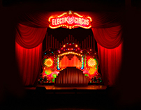 "CalArts Halloween 2013: ""ElectroCircus"""