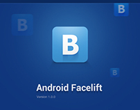 VK, Vkontakte Android Facelift & Imrovements