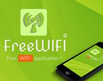 Free WIFI APP.,
