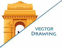 Vector Drawing  Logo