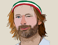 'Thom Yorke'