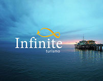 Identidade visual - Infinite Turismo