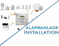 Alarmanlage Installation