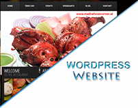 Wordpress Wesite