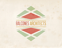 Balcones Architects Logo