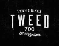 """VERNE BIKES """"TWEED 700"""""""