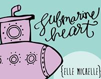 Elle Michelle, Submarine Heart | Album