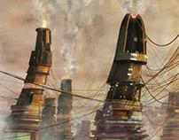 PROCEDURAL CITY ( a midsummer nightmare's dream )