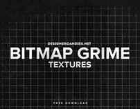 Free Bitmap Grime Textures