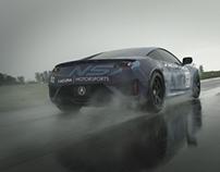 Acura NSX - Track Test