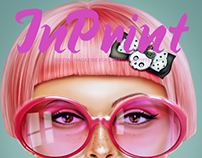 InPrint Magazine Issue 15 cover by Giulio Rossi