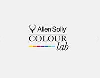 Allen Solly Colour Lab App