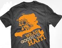 Haiti Tee - GivingTee.com