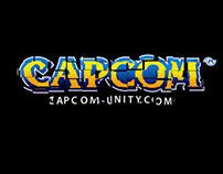 Capcom Title Treatments
