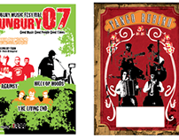 Band Posters