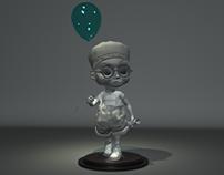 Modelado - creación de personajes - Axel