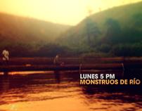 Once Tv Mexico - Barra de naturaleza
