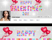 valentine day timeline cover