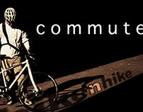 Commute by Bike Web Ads