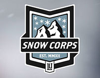 Snow Corps Patch